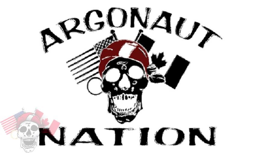 Argonaut Nation Flag WhiteandBlackRed2